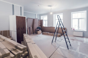 Factors adding vale to your home - renovation work