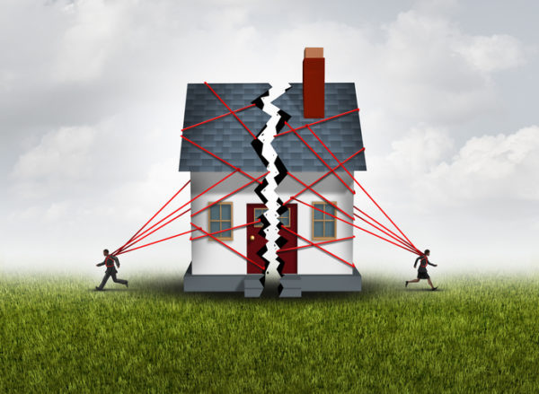 Divorce, separation and selling your home