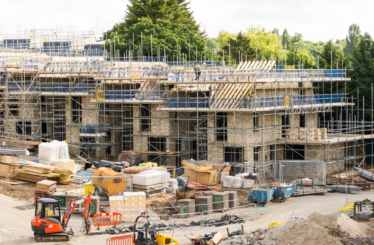 Is it a Good Idea For 1st Time Buyers to Buy New Build Homes?