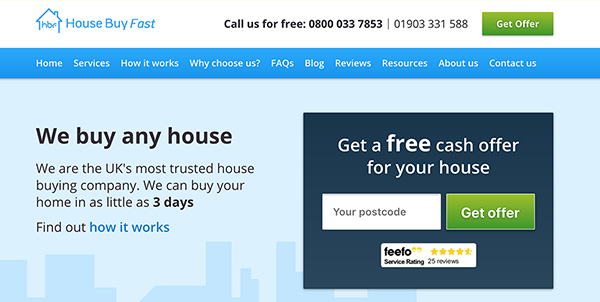 House Buy Fast reviewed